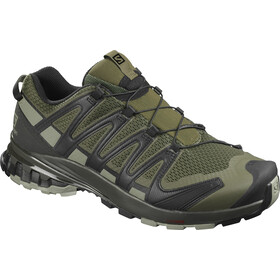 Salomon XA Pro 3D v8 Shoes Wide Men, grape leaf/peat/shadow